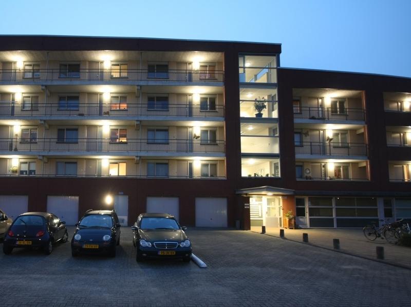 afb. appartementen complex harderwijk 1