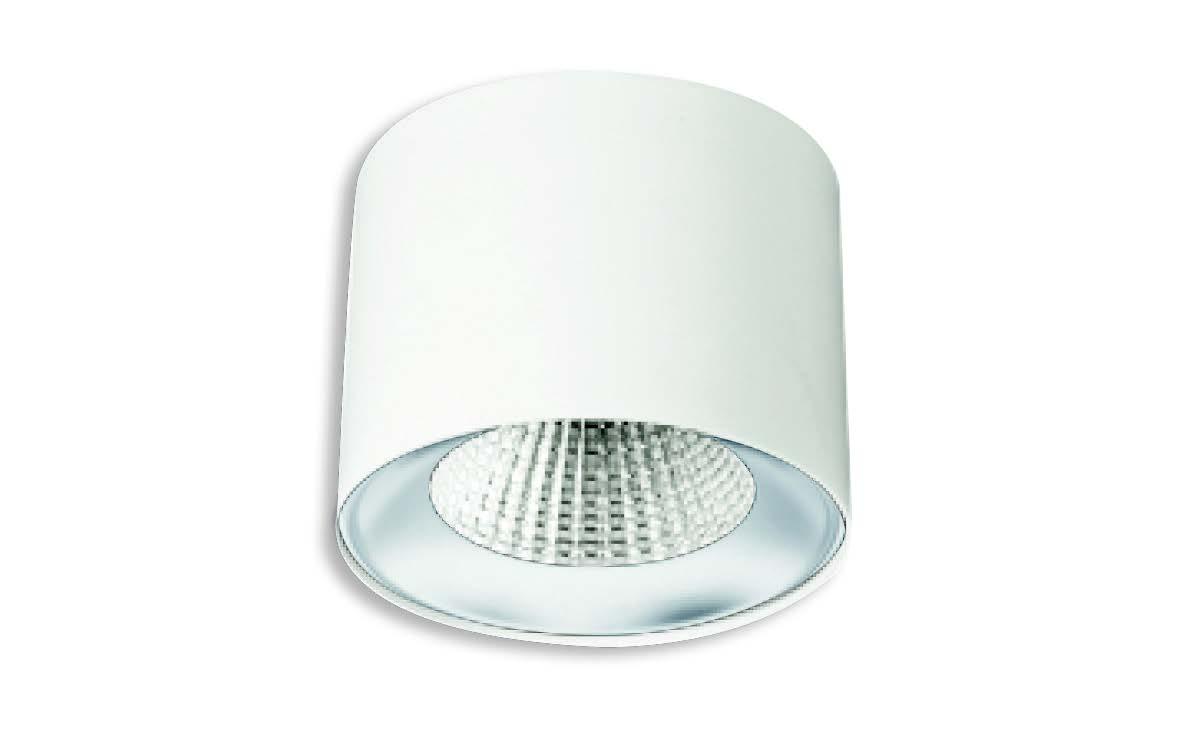 LED Opbouw Downlighter Ø 200mm